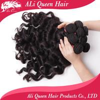 """Ali Queen hair,whole sale virgin brazilian hair,Free shipping. cheap virgin hair extension,virgin wave hair  ,8""""-34"""",10pcs/lot"""