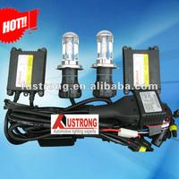 xenon lamps h4 bi xenon 35w H13 9004 9007 bi xenon H/L beam 12v 35w headlight bulbs