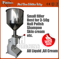 100% positive feedback,manual bottle filling machine,(3~50ml),manual liquid filling machine,hand fillling machine