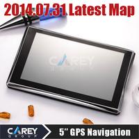 4.3 inch GPS navigation 4GB CE6.0 128MB car gps navigator GPS430101
