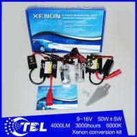 Factory Sale 35W HID Xenon Conversion Kit Slim Block Igniter Ballast H1 H3 H4 H7 H11 H13 9005 9006 881 4300K 5000K 6000K 8000K