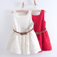 popular girl dress white