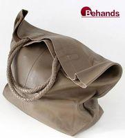 100% Genuine Leather Bags Women Handbag Soft Leather Tote Elegance Shoulder Bag Purses BH10031+ Free Shipping