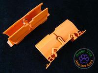 (10 pieces / lot) WAGO 773-332 Wire Wiring Connector 773 series universal terminal distribution box rail bracket