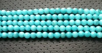 Amazoniote jade Beads 6mm natural stone Jewelry beads lot.1string=310beads.free shipping