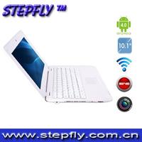 "10.1"" TFT  VIA WM8850 512MB RAM  ANDROID MINI Laptop(Y10)"