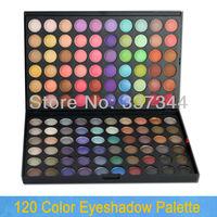 Dropshiping~ Hot Pro 120 Color Eyeshadow Make up Palette Eye Shadow Set 03#, Free Shipping