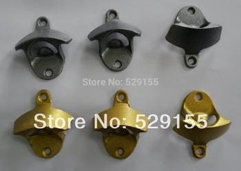 OEM factory sale Wall mounted bottle opener, die cast wall mounted bottle opener, cast iron bottle opener, sliver bottle opener