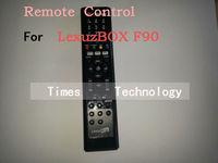 High quality ,1pcs Remote Control for LexuzBOX F90/ Az america F90 DVB-C Digital Cable Receiver , free shipping