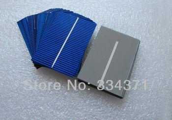 Free shipping! 50 pcs 52x78 Grade A solar cell for DIY 30w solar panel