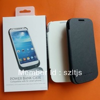 2014 Time-limited Hot !! 3200mah For Samsungs4 I9500 Backup Battery Case Smart Power Bank Batery Charger For Galaxy S Iv Siii