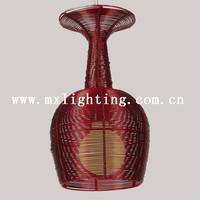 UL Certification Wineglass Pendant Lamp for Bar