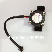 New Water Flow Sensor Flowmeter Hall Water control 1-30L/min 2.0MPa Flow flow meter water sensor