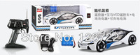 free shipping new style 3 channel  WL  Mini RC Remote control  1:14 Vision Efficient Dynamics racing sport car toy gift