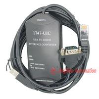 Allen Bradley 1747-UIC-USB to DH485 - USB to 1747-PIC  ab plc programmer calbe