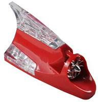 Car Decorative supplies automotive exterior lights shark wind light hot wheels car lights lamps