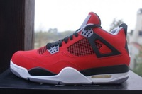 308497-603 Buy Retro IV Fire Red Nubuck 4s 2013 Men Sale