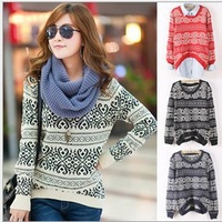 Tops gradient sale the knitted cardigan women crochet top sweater outerwear printing coat   shirt
