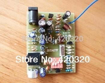 Electronic 2014 new BH1417 PLL FM transmitter KIT FM Stereo Transmitter diy Electronic Kit diy