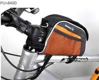 2pcs/Lot   Multi-Functional Bicycle Rear Seat Trunk Bag Sports Bag Bicycle Basket Shoulder Handbag  Free Shipping