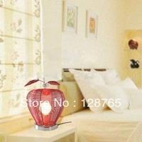 65% OFF Shipping Apple Bedside Aluminum Mini Table Lamp 7031-1