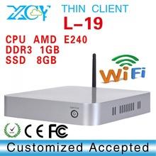 thin client linux server promotion