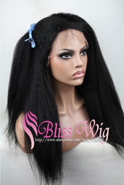 Cheap African American Human Hair Wigs 16