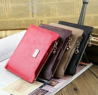 Ms. casual zipper wallet in the long section multifunction wallet card package