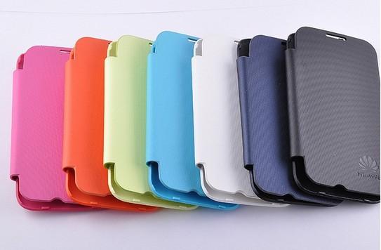 Huawei Ascend Y300 Flip Case For Huawei Ascend Y300