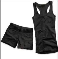 2013 Summer Fitness Yoga Clothing Vest Spaghetti Strap Yoga Clothes Vest Set