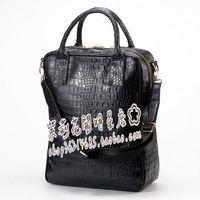 Discount Korean crocodile skin  Handbags Single shoulder bag A pack of dual-use free shipping