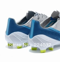 2013 new style football boots outdoor slip soccer shoes men football shoes and free shipping