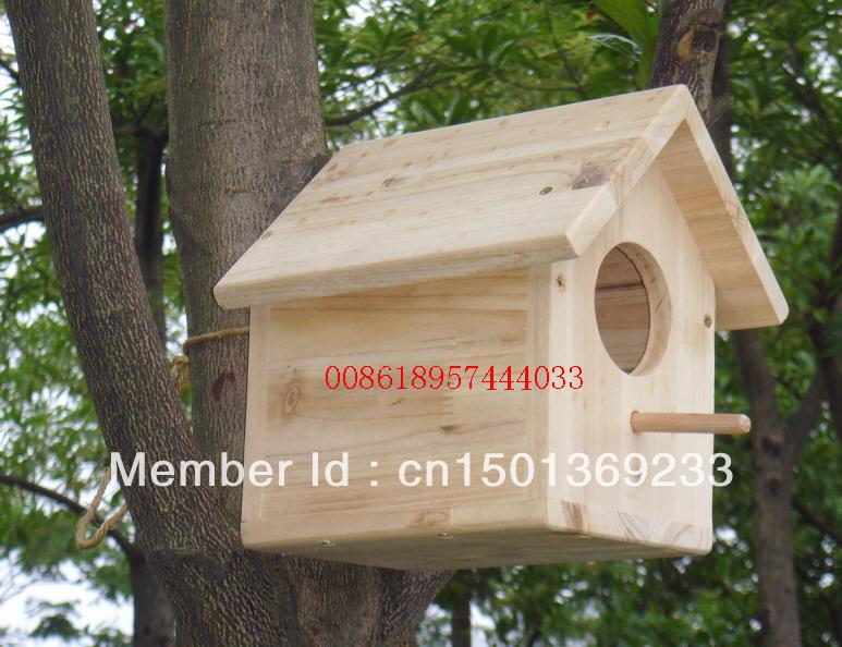 produit des oiseaux en cage d 39 oiseau maison d 39 oiseau du nid bois dans cages portatives de maison. Black Bedroom Furniture Sets. Home Design Ideas