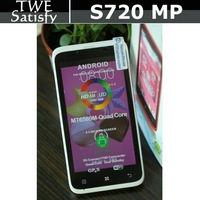 Free Shipping M Pai M Faction Royal Tengda MP-S720 Smartphone Android 4.2 MTK6572 Dual Core 4GB 3G GPS 4.5 Inch 4 Color in stock