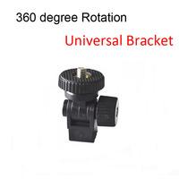 Sport action camera mount action camera mount bracket 360 degree rotation  universal bracket Free Shipping