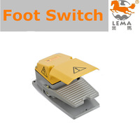 LFS-302 AC ON/OFF Metal  foot switch pedal switch