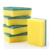 Wholesale Sponge For Kitchen Cleaning Used/Household Cleaning Scourers/High Quality Kitchen Cleaning Accessories