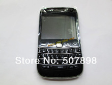 Hot sale! Original new full housing cover case + Touch screen digitizer For BB 9790 with keypad. free shipping!(China (Mainland))