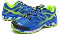 hot!New Arrived Salomon Shoes Men Athletic Shoes Sports Hiking Shoes Free Shipping!!