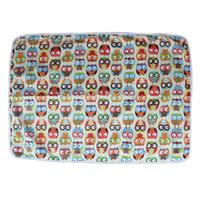 100% Cotton 3 Layers Baby Changing Pad Mat Covers Baby Waterproof Mat Pad Outdoor Picnic Camping Mat Baby Play Mat (LD-01)