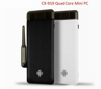 2013 Hot Android TV Box Quad Core Cortex A9 RK3188 MINI PC 1GB RAM 8GB ROM TV Stick