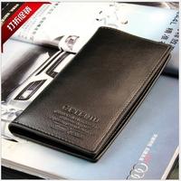 Business Men's Purse Men Wallets Card Holder Bag For Men Long Design Purses Casual Carteira Men Purses Bag Promotion