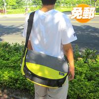 2015Messenger shoulder bag fashion new Korean version of casual sports bag messenger boy student free shipping