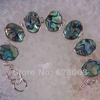 New Zealand Abalone Shell Bracelet Jewelry Free shipping G265