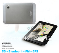 7'' MTK8377 dual core 3G Phone Call Tablet PC  Android 4.1
