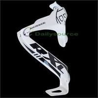 2Pcs Newest RXL Race X Lite Cycling  Bottle Cage Carbon Bike Holder Rack White and Black Free Shipping