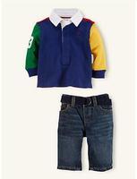 New, retails ,Free Shipping,boys sports suit, no belt, T shirt+shorts,1set/lot--JYS77