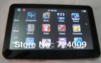 5 inch GPS navigation  MP3 MP4 FM built in 4G+ 128DDR+800MHZ NEW map car gps navigator Czech\Hebrew\Bulgarian\Polish\Spanish