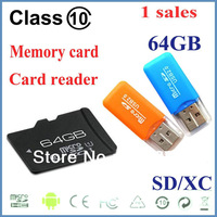 new 100% GENUINE 64G MICRO SD CARD CLASS 10 MICROSD 128gb MICRO SD HC TF FLASH MEMORY CARD REAL 64GB ADD SD ADAPTER