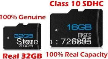 wholesale-Free shipping SD16GB 32GB 64GBclass 10 Micro SD Memory Card TF16GB 32GB 64GB, 16GB 32GB 64GB  with retail packaging